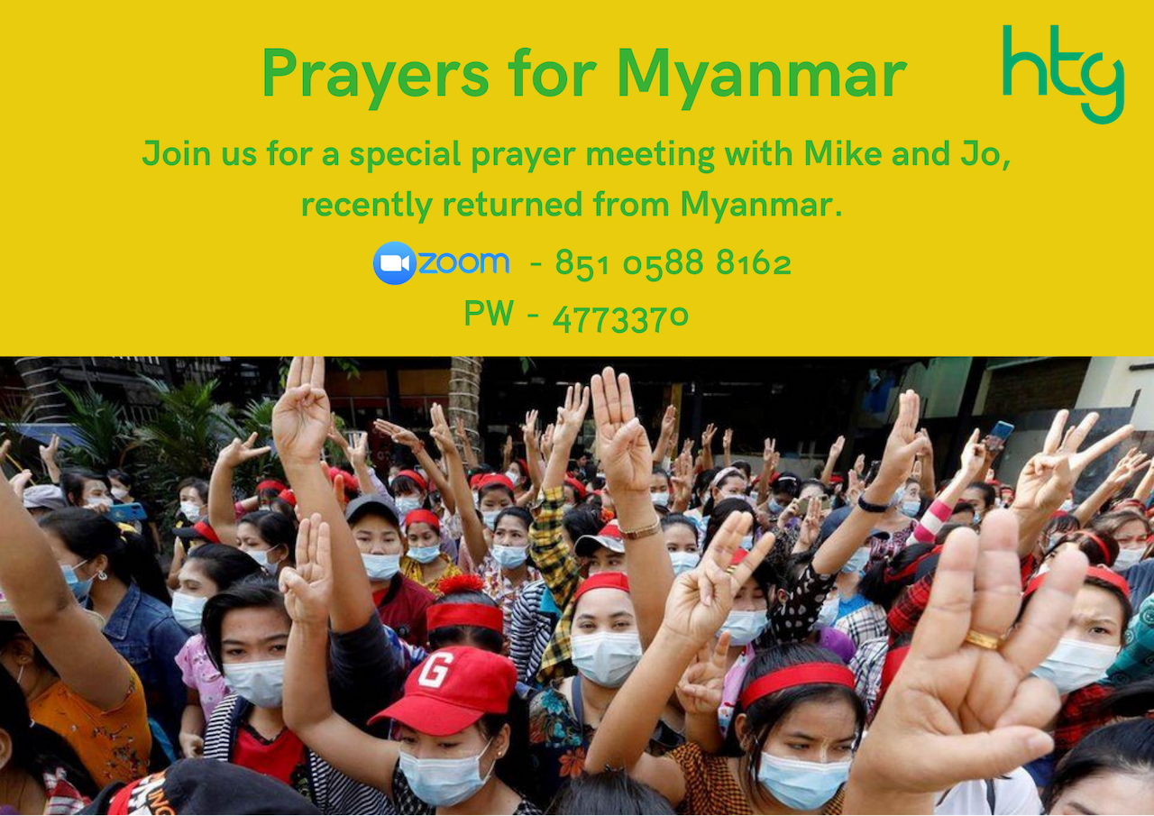 Prayers for Myanmar side 2