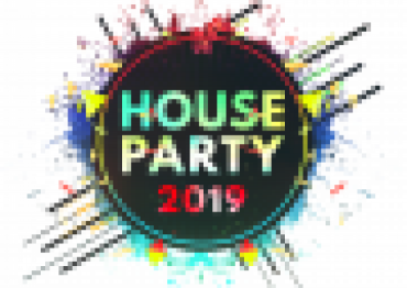 House party 19 logo