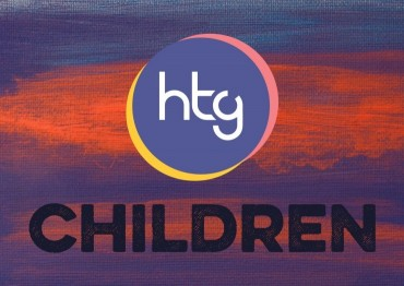 HTG children logo with background
