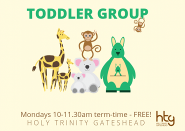 Come to our Toddler Group